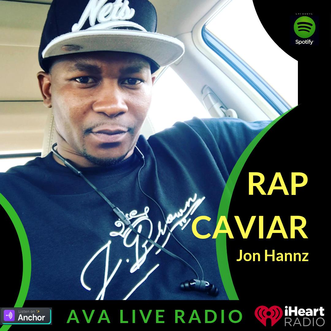 Jon Hannz AVA LIVE RADIO NEW MUSIC MONDAY(1).png