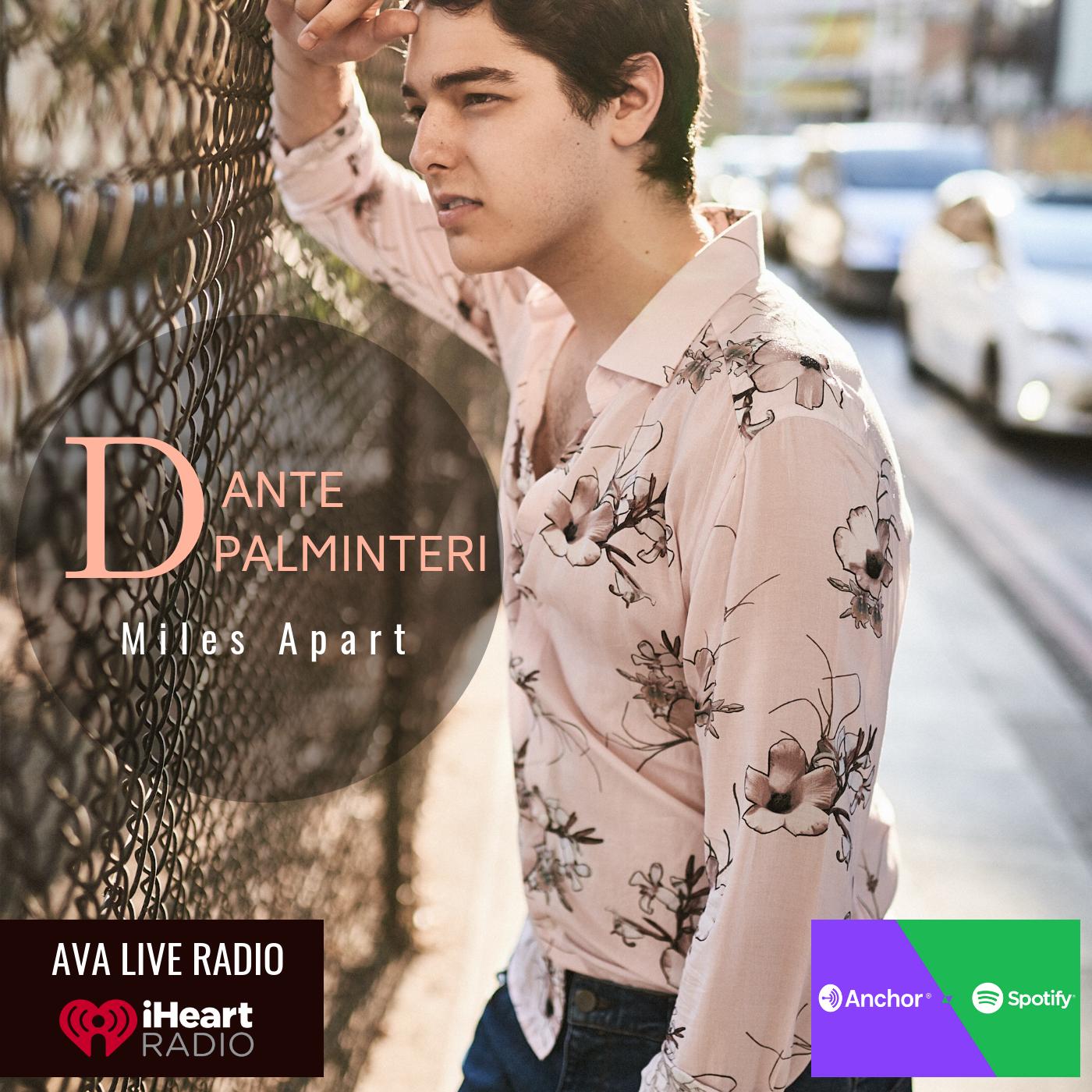 Miles Apart Dante Palminteri avaliveradio.png