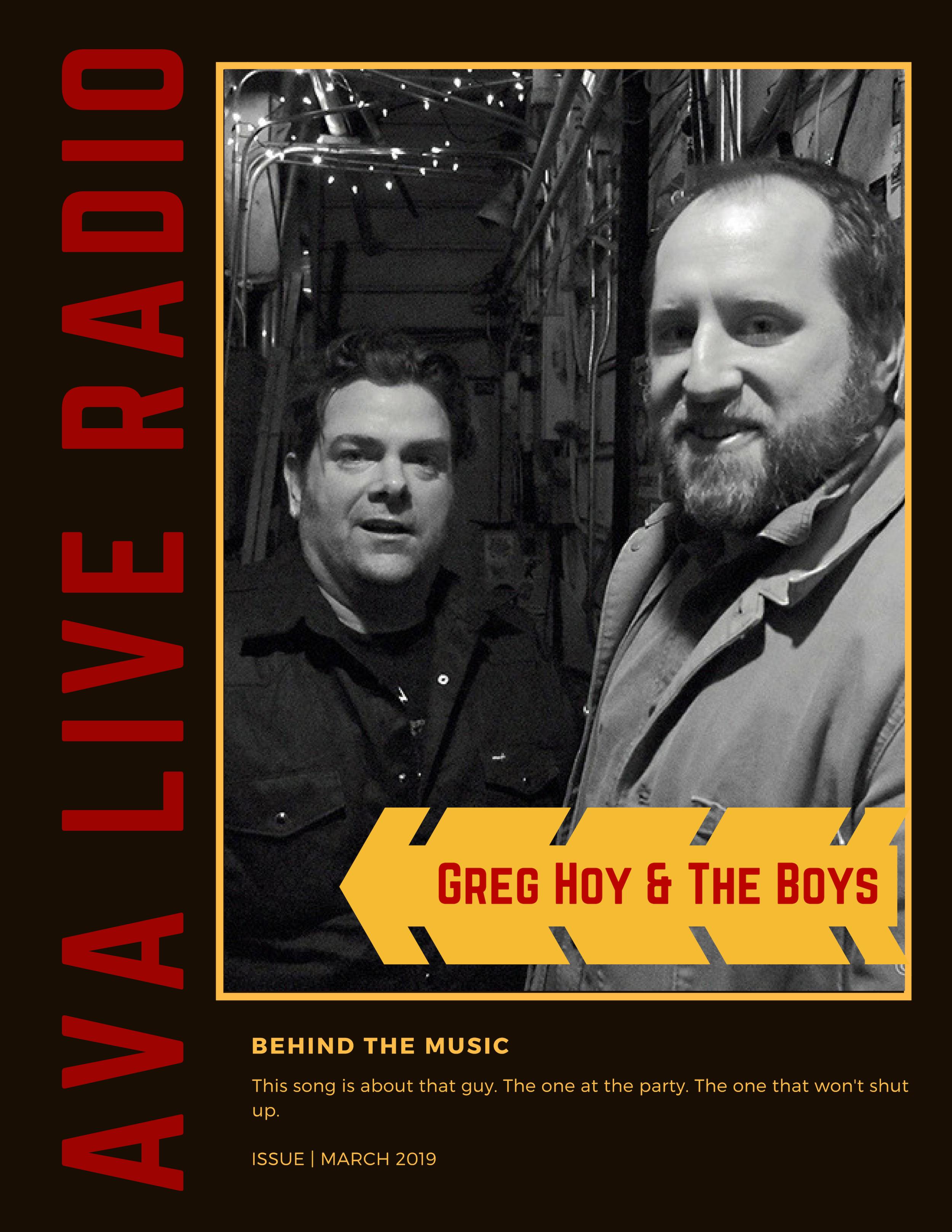 Greg Hoy & The Boys avaliveradio BTM.png