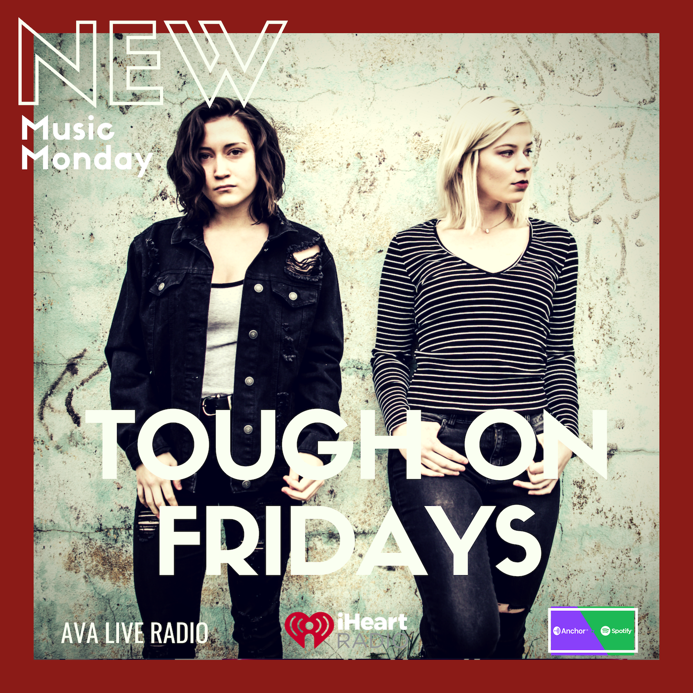 Tough On Fridays avaliveradio.png