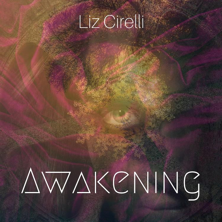 Liz Cirelli  Awakening album cover.png