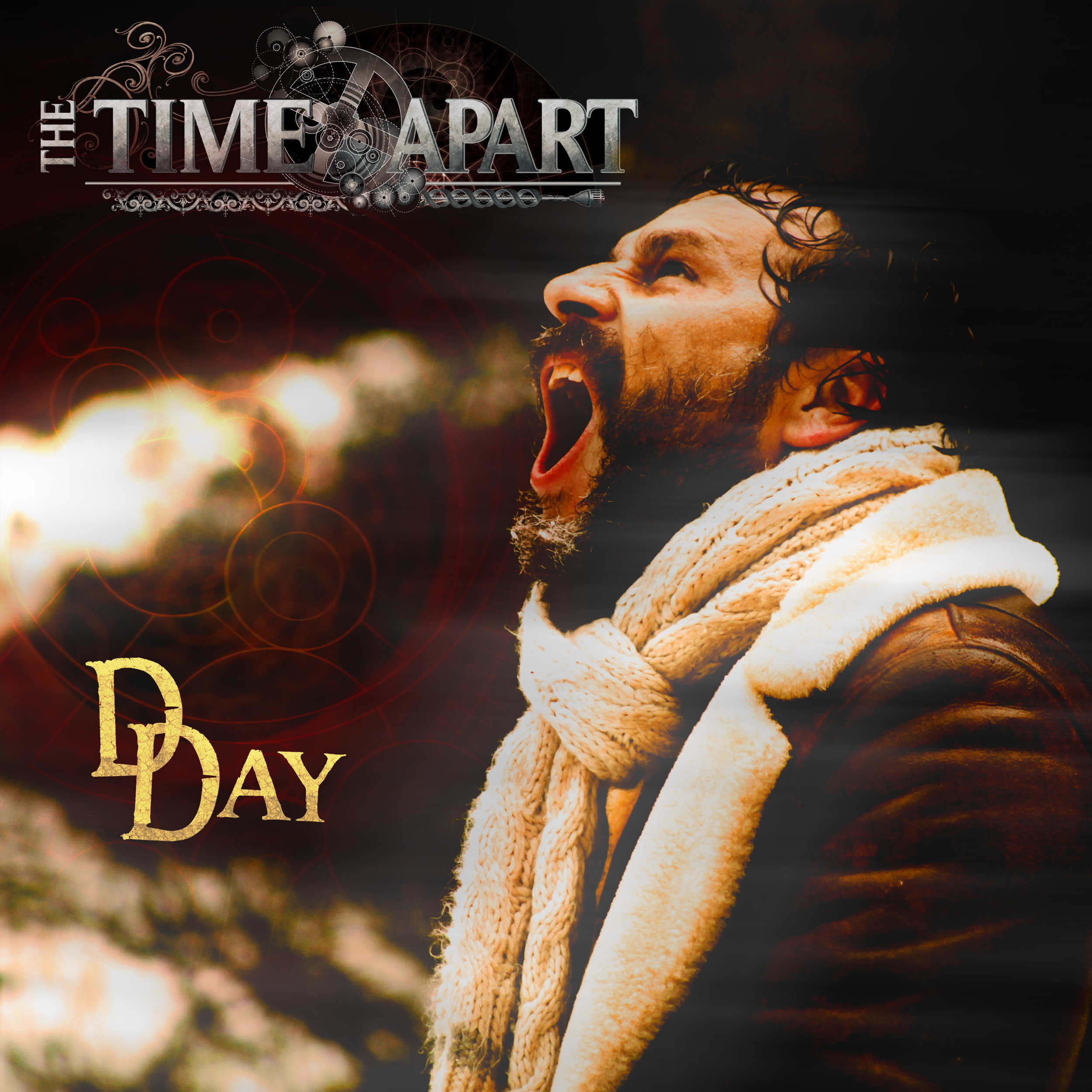 The Time Apart pochette disque D Day.jpg