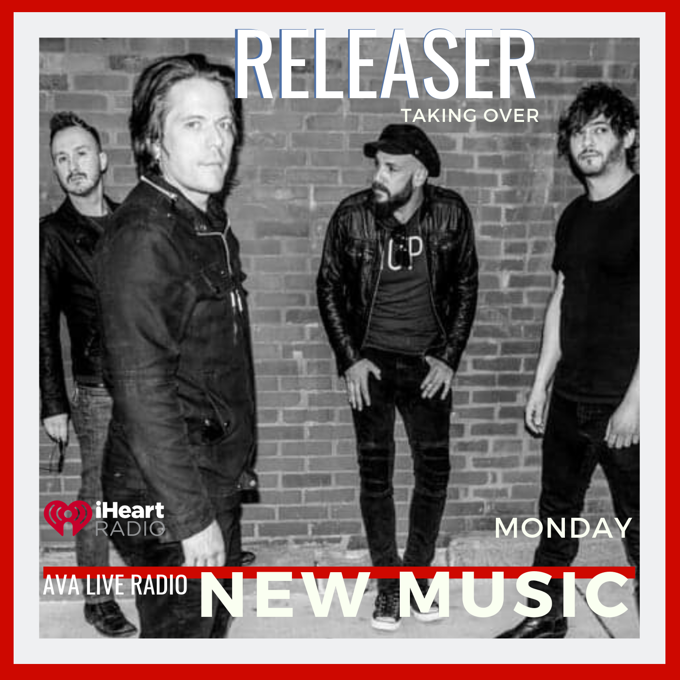 RELEASER avaliveradio New music monday.png