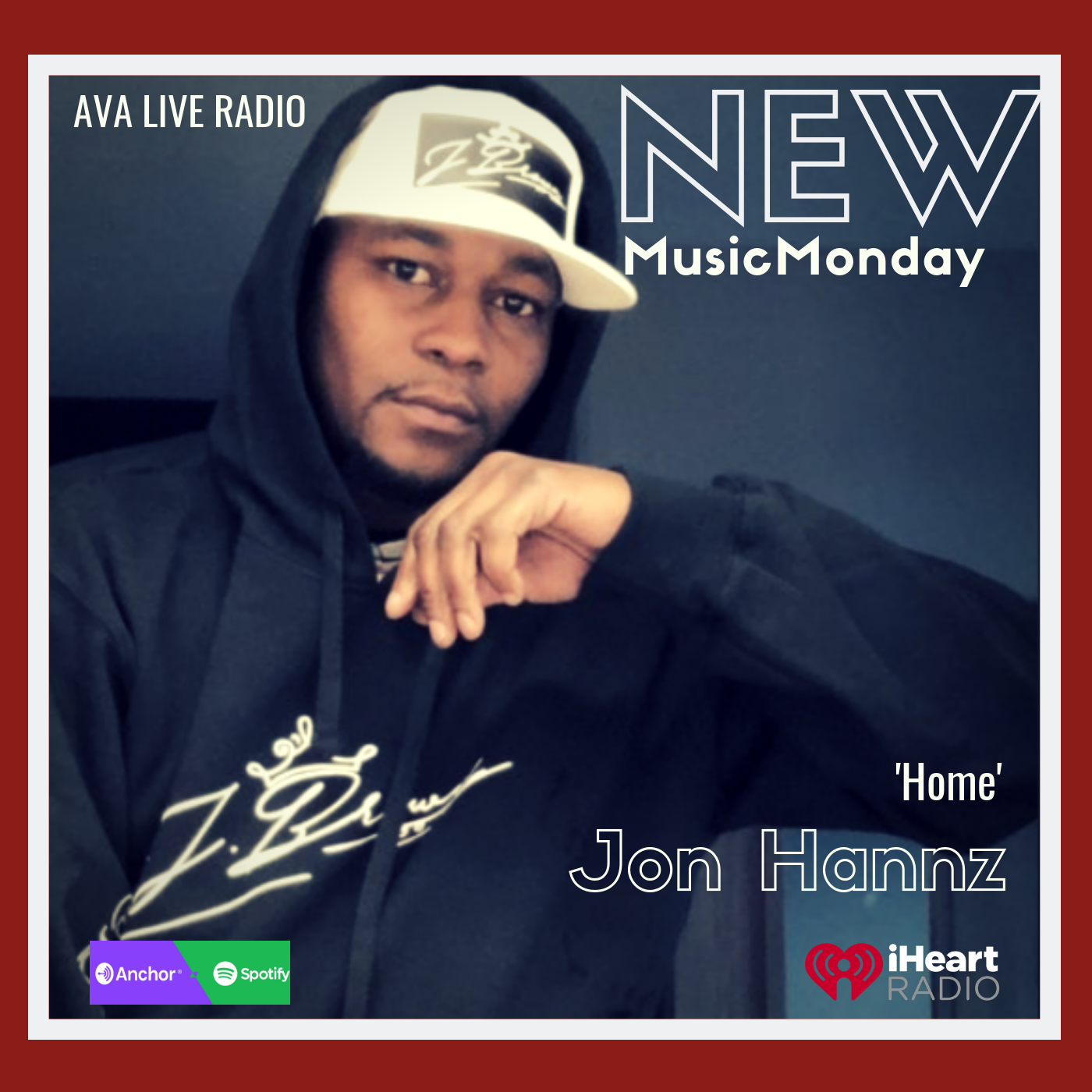 Jon Hannz avaliveradio new music monday.png