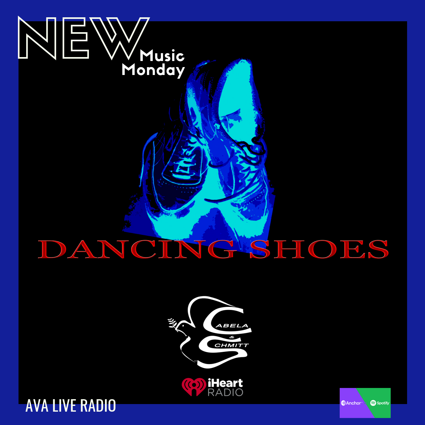 Cabela and Schmitt Dancing shoes avaliveradio.png