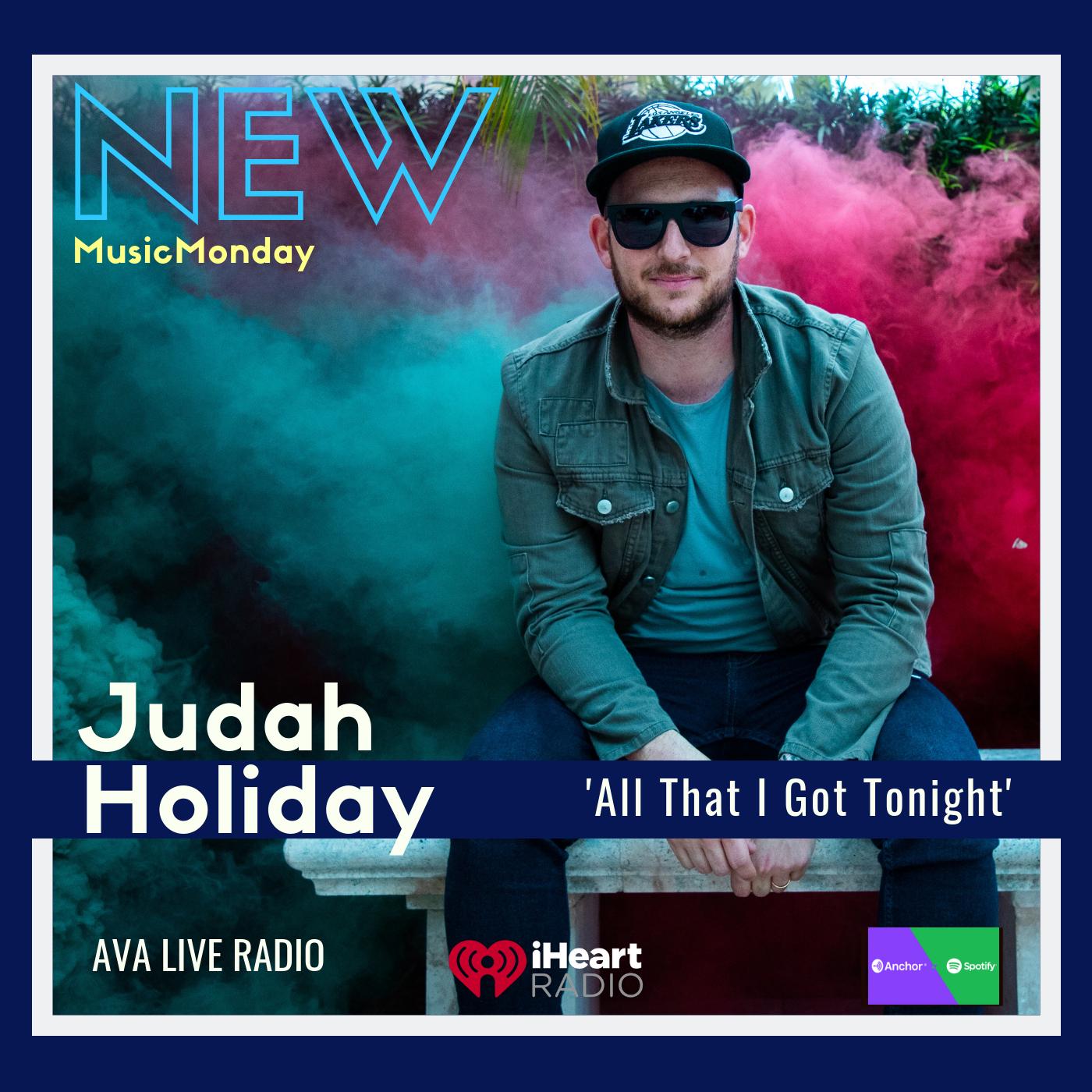 Judah Holiday avaliveradio.png