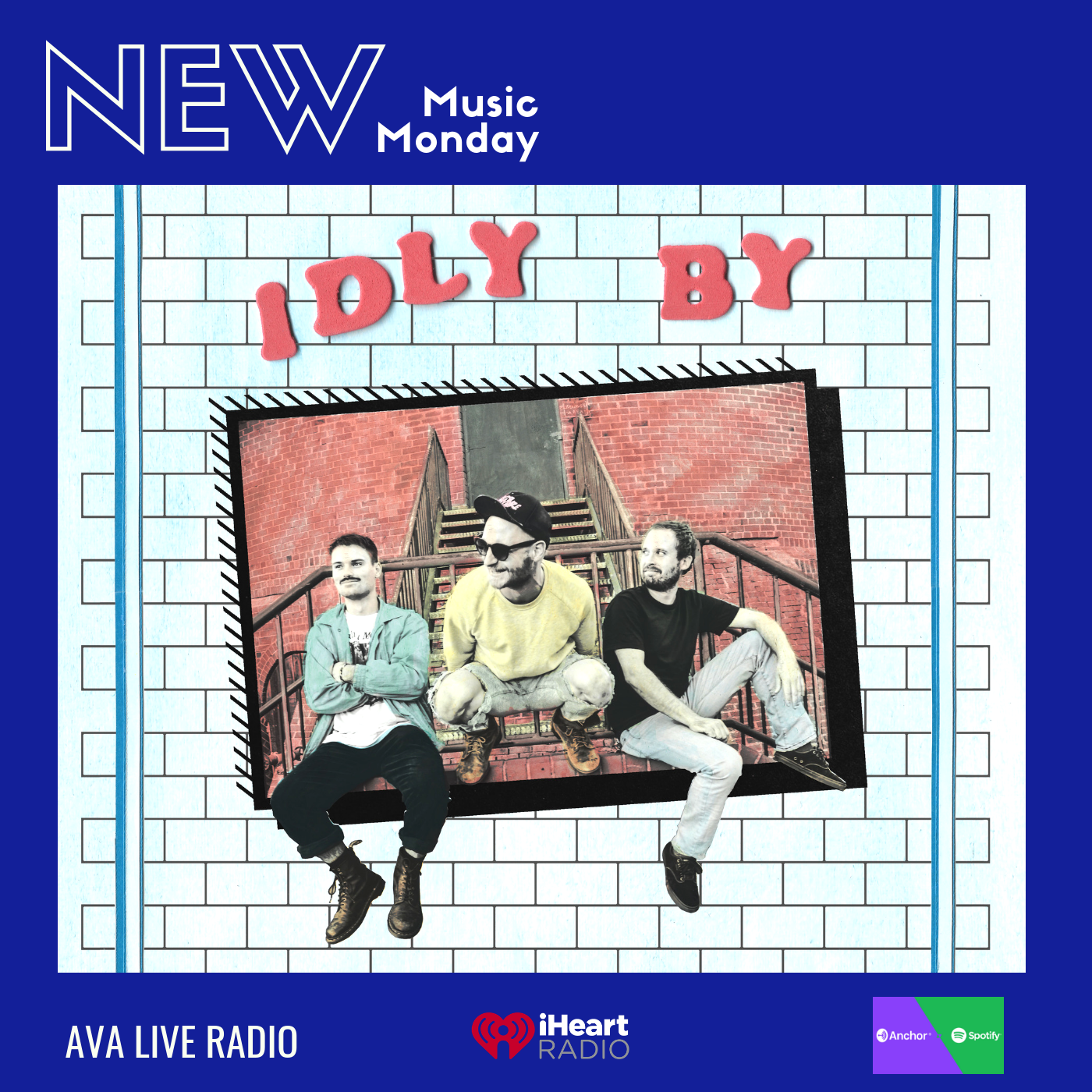 Idly By avaliveradio newmusicmonday.png