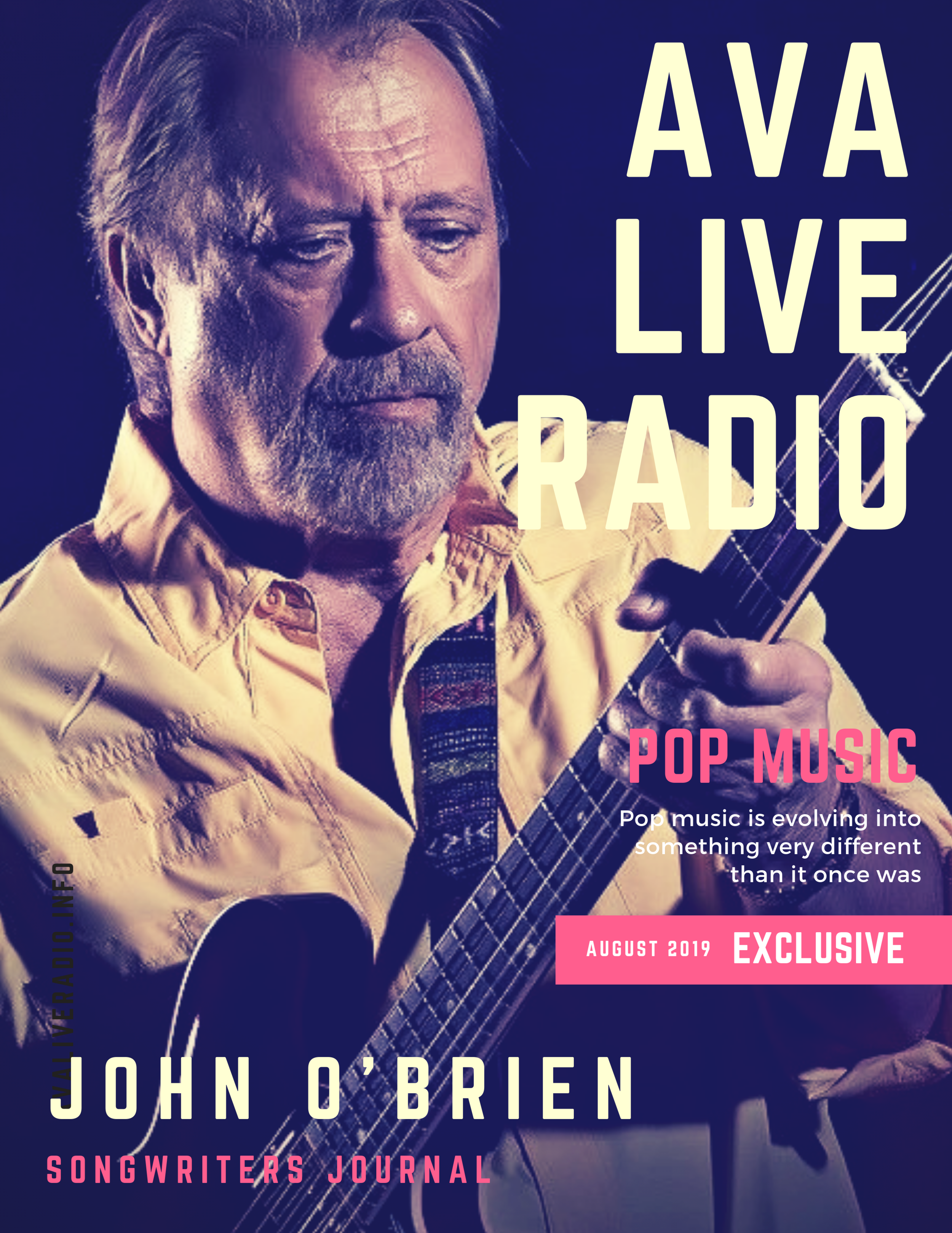 John Obrien AVA LIVE RADIO(3).pngJohn Obrien Behind the Music AVA LIVE RADIO(3).png