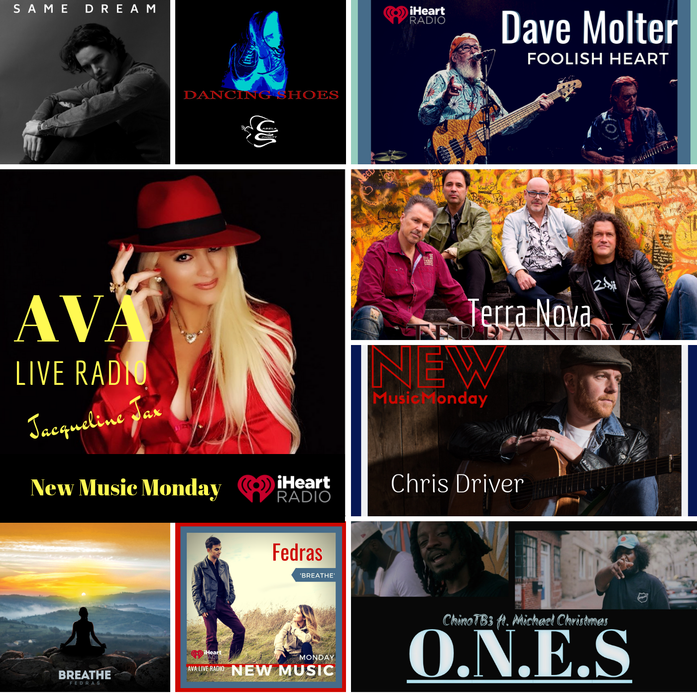 9.9 New Music Monday Release Radar avaliveradio.png