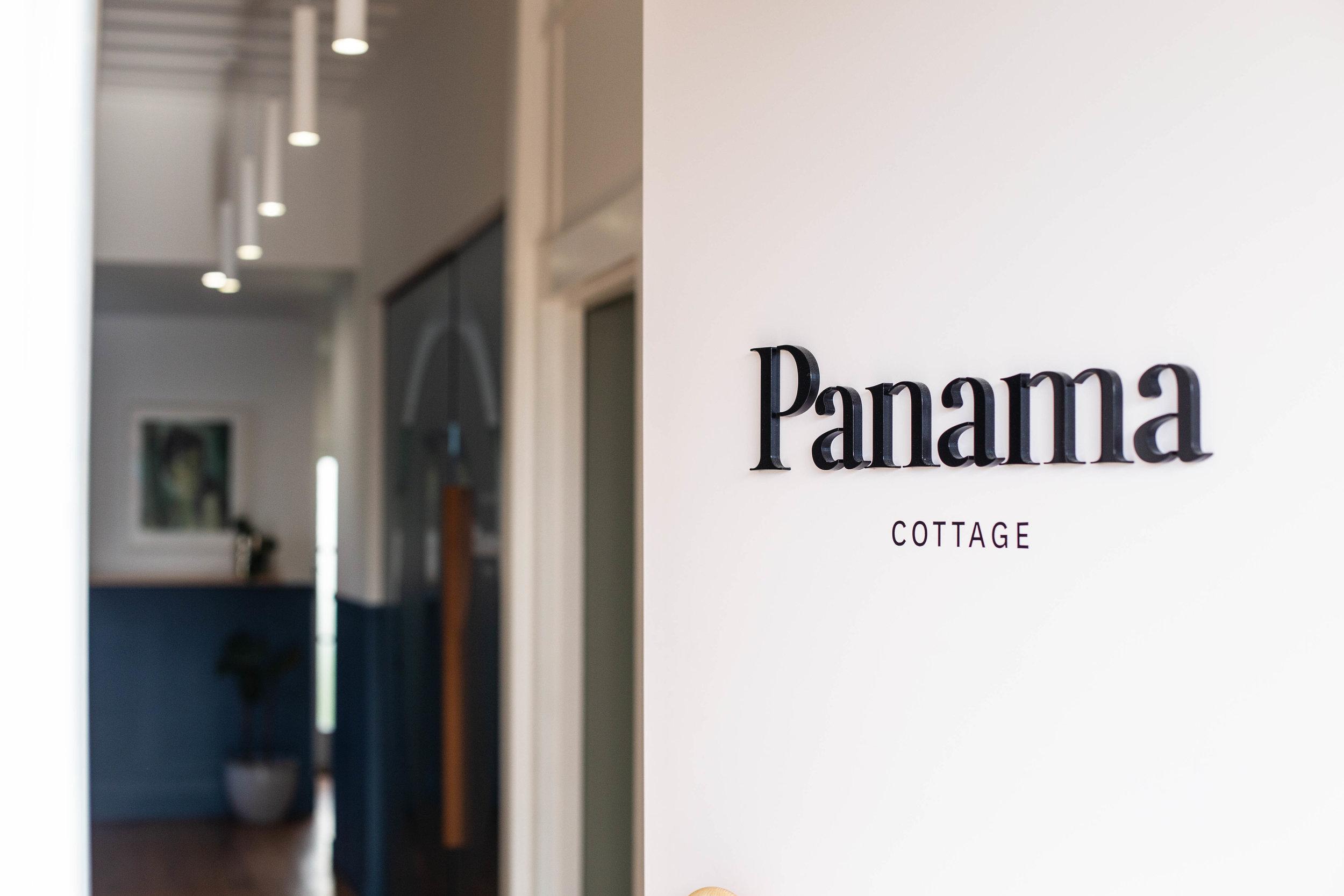 Panama Cottage