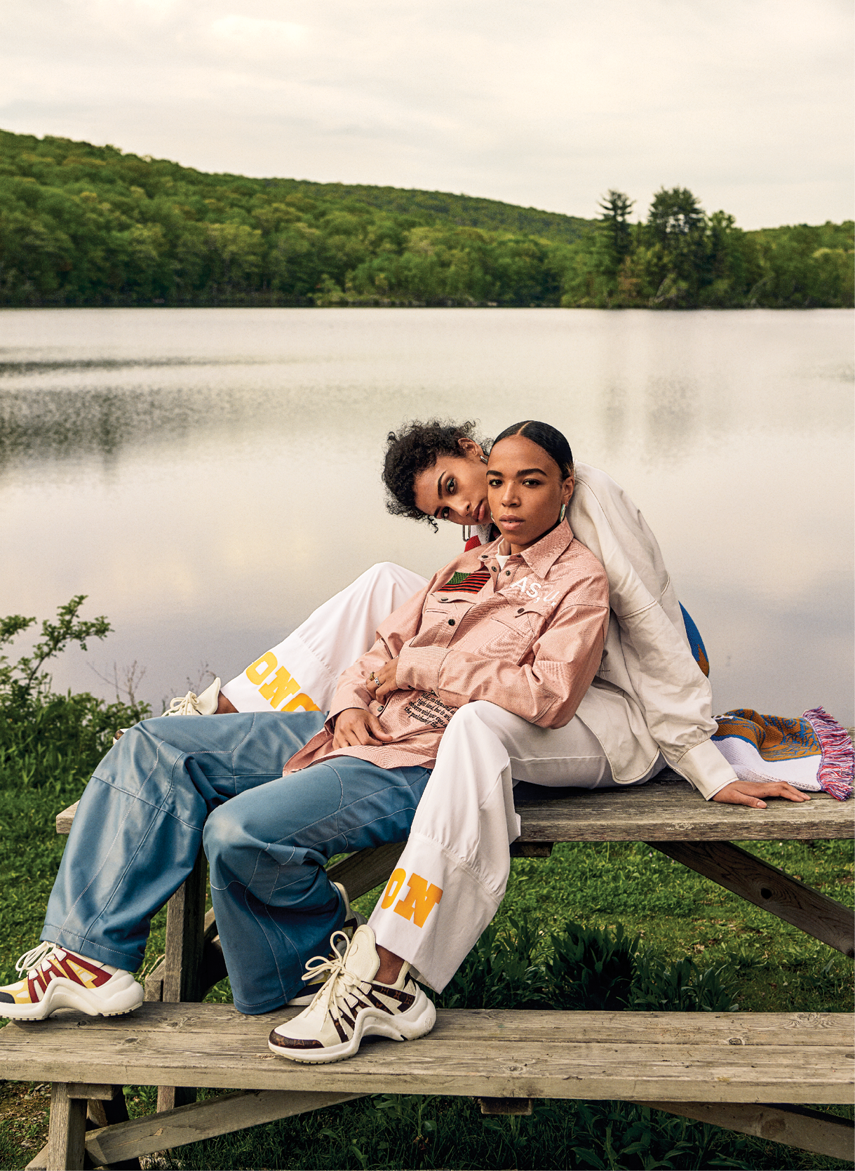 AMERICAN VOGUE / RYAN MCGINLEY / AUGUST 2018