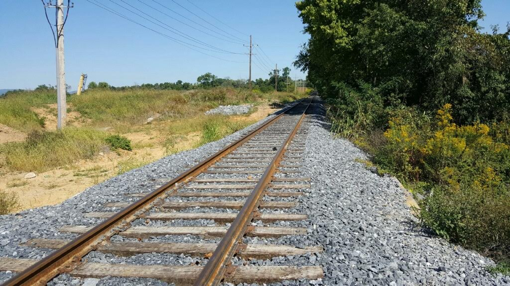 The Walkersville Southern Railroad