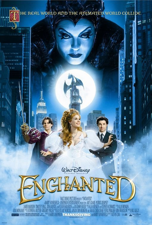 Enchanted  , 2007