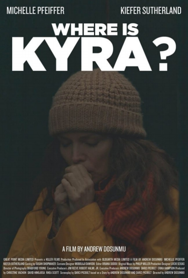 Where is Kyra  , (Sundance) 2017