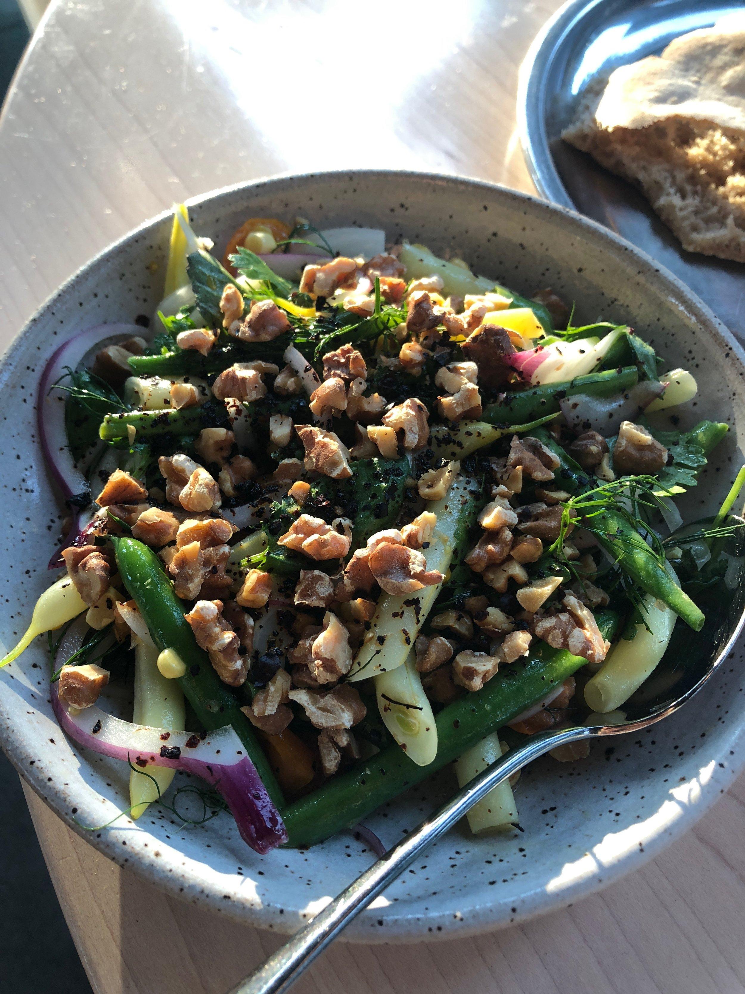 Salad at Tusk