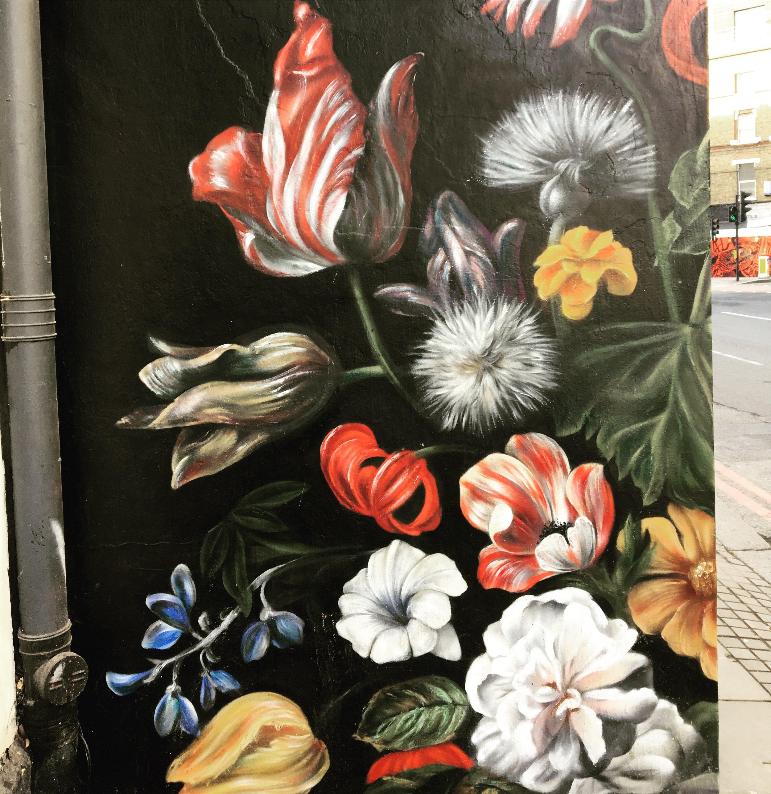 Art in Shoreditch