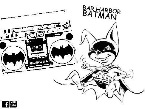 Bar Harbor Batman