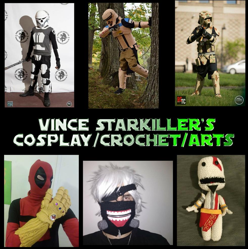 Vince Starkiller