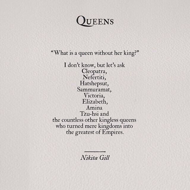 To all my Queens, with or without their Kings ♥️ #InternationalWomensDay #IWD