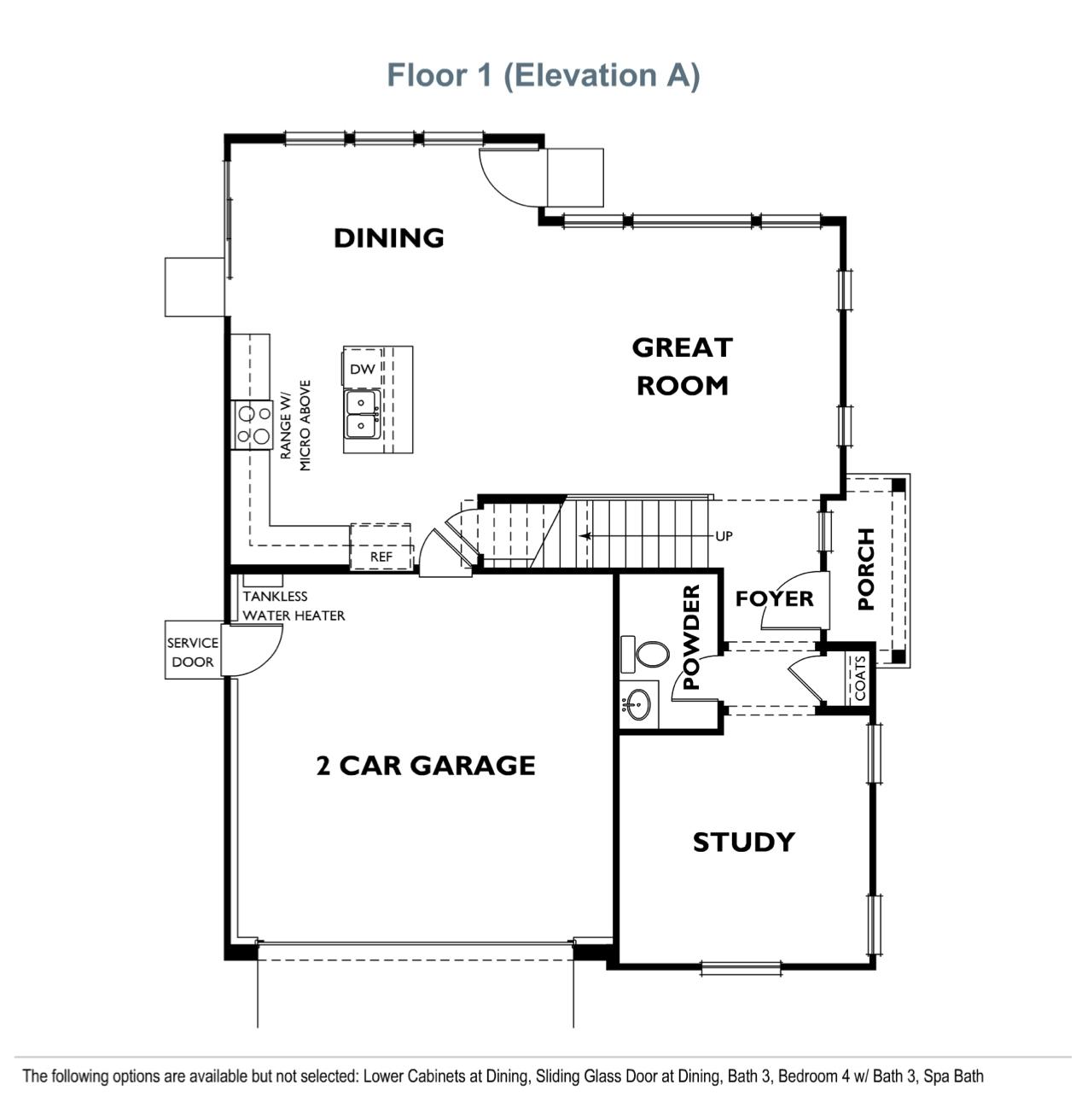 The Landing - Residence 2 - First Floor