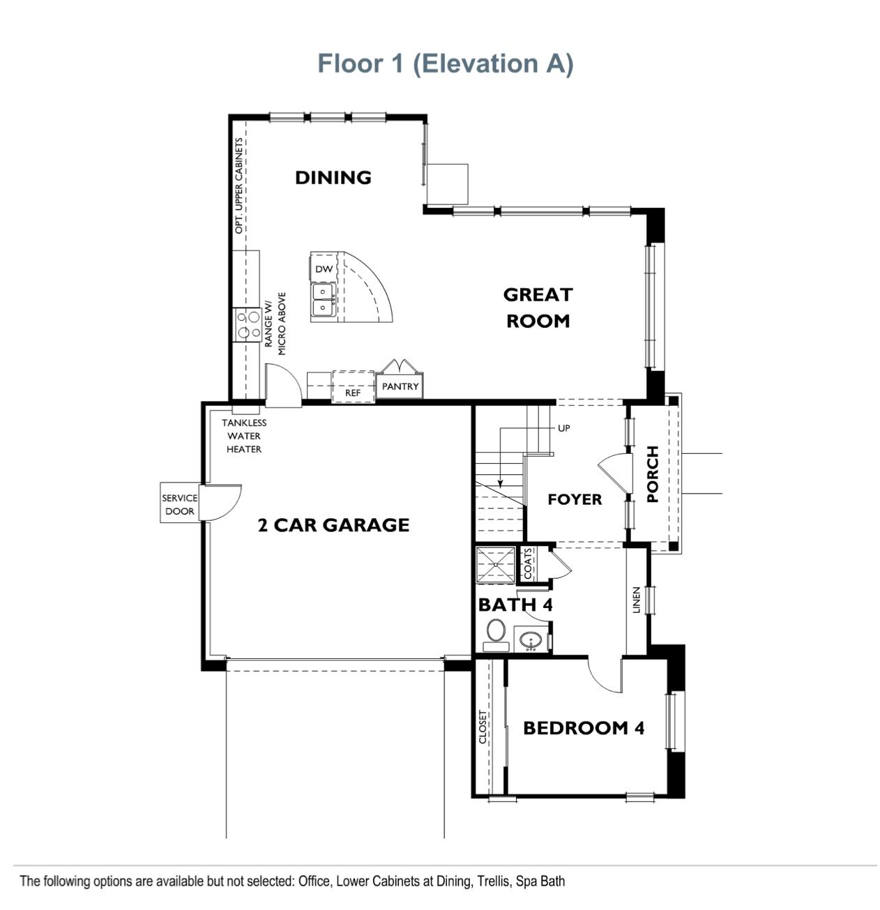 The Landing - Residence 3 - First Floor