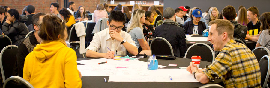 World Cafe – ideas and insights to shape real world projects, hosted by  Massey University