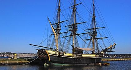 FRIENDSHIP of Salem, Massachusetts
