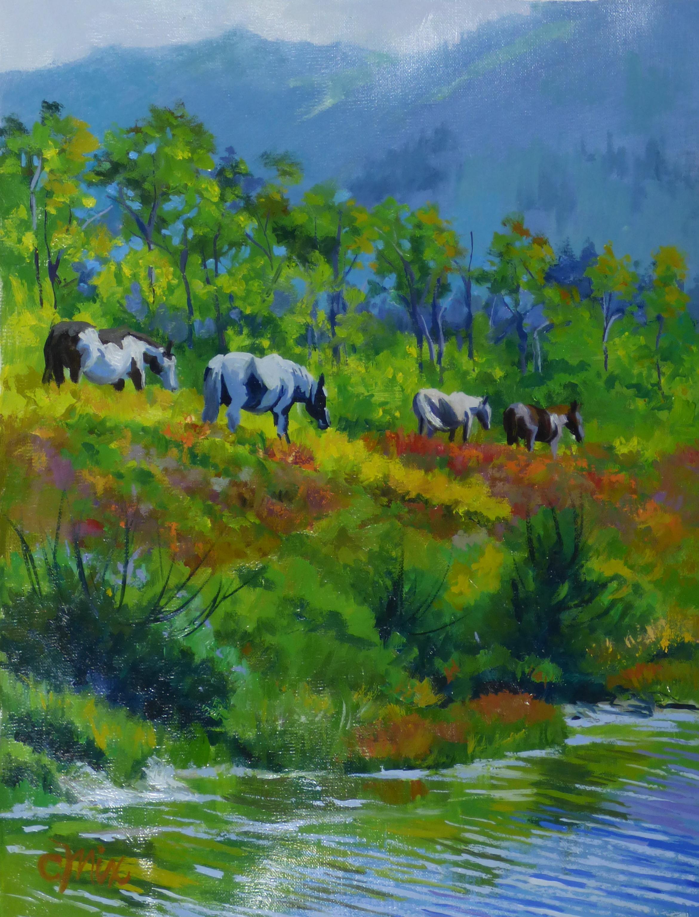 Wild Mustangs in East Glacier Park.jpg