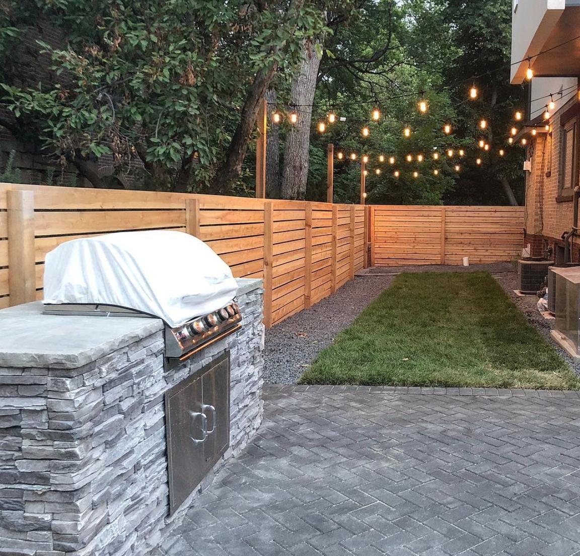 Outdoor Kitchens — Twisted Vine Design