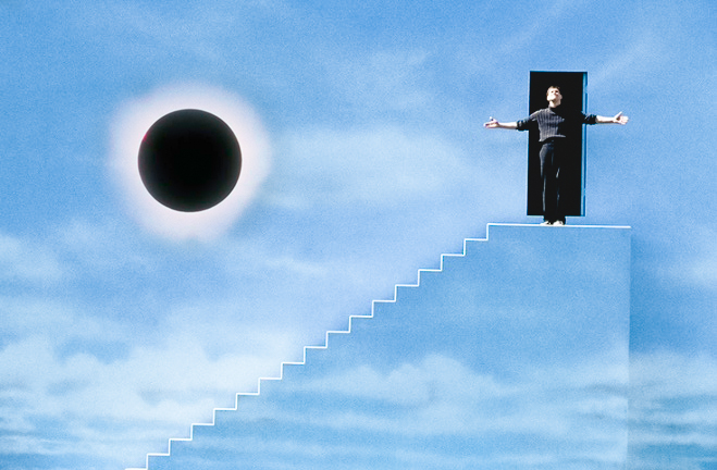 Thought this was a good spin on the eclipse