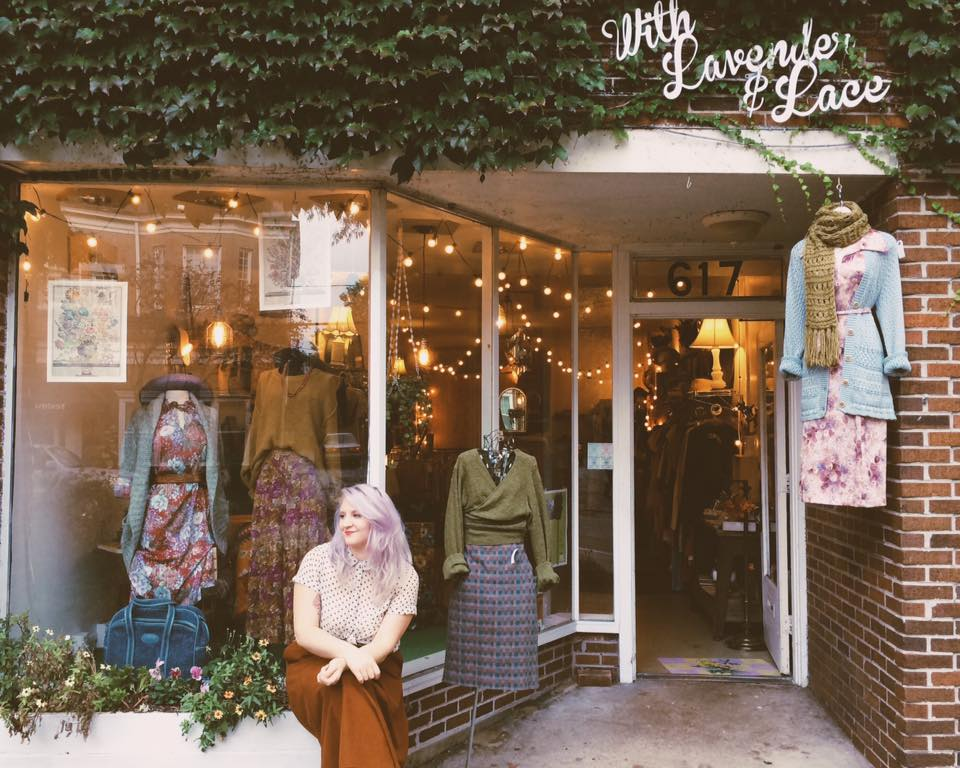 We outgrew the baby shop and in 2012 upgraded to a storefront in the Historic Neighborhood of Ghent.