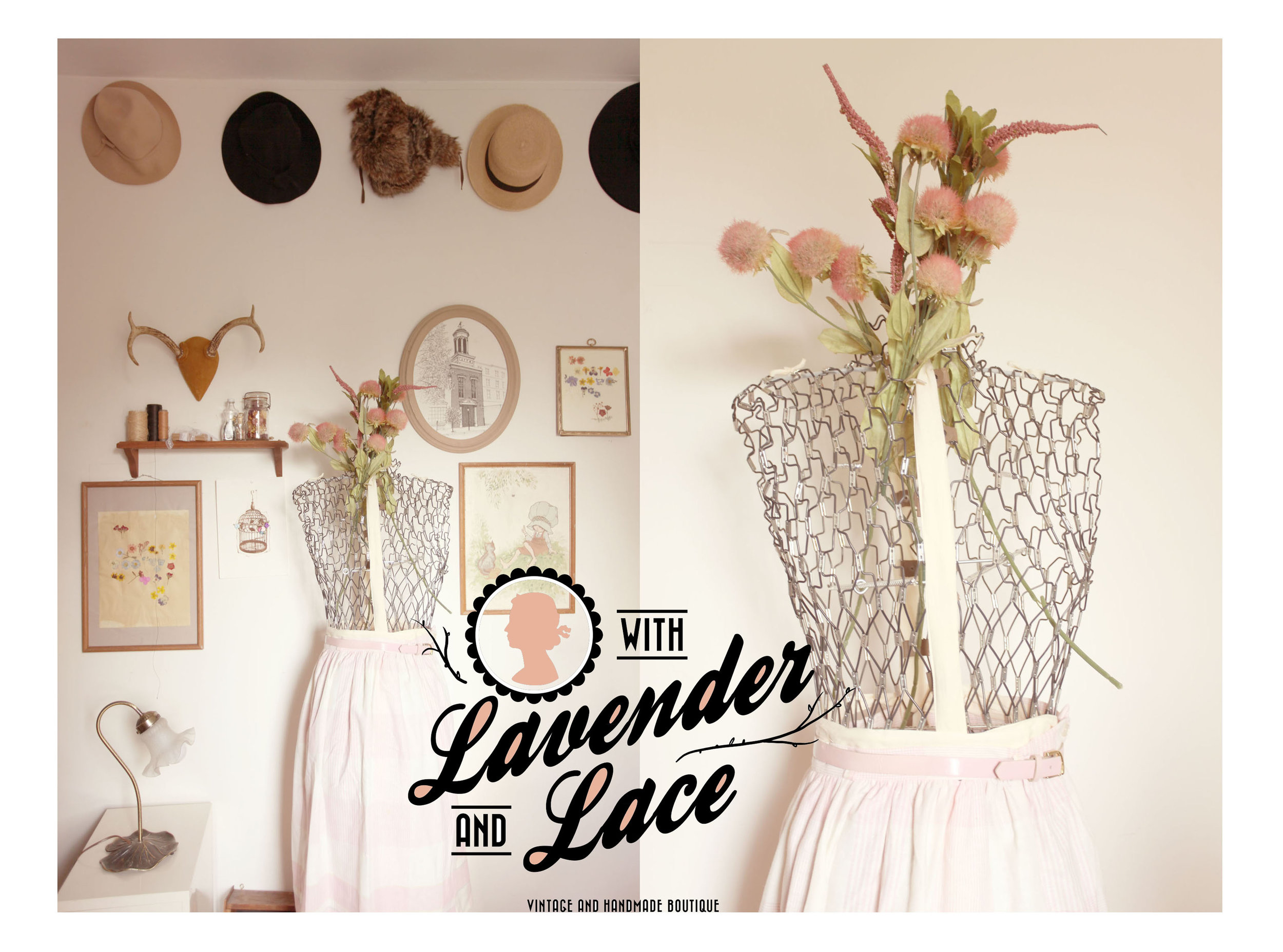 'With Lavender and Lace' Brings Ageless Apparel to Ghent 2012