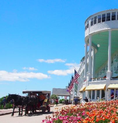 Magical Mackinac Island   GoNomad.com