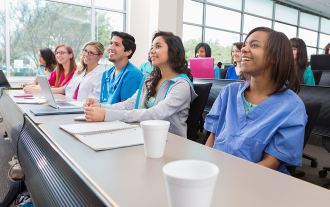 Insure your most valuable asset: You. - Even nursing students need liability insurance.
