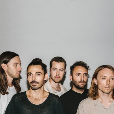 "Local Natives' Single Release: ""I Saw You Close Your Eyes"""