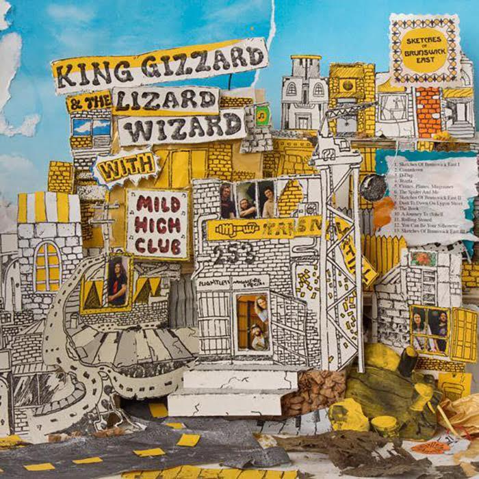 King Gizzard & the Lizard Wizard: Album Review
