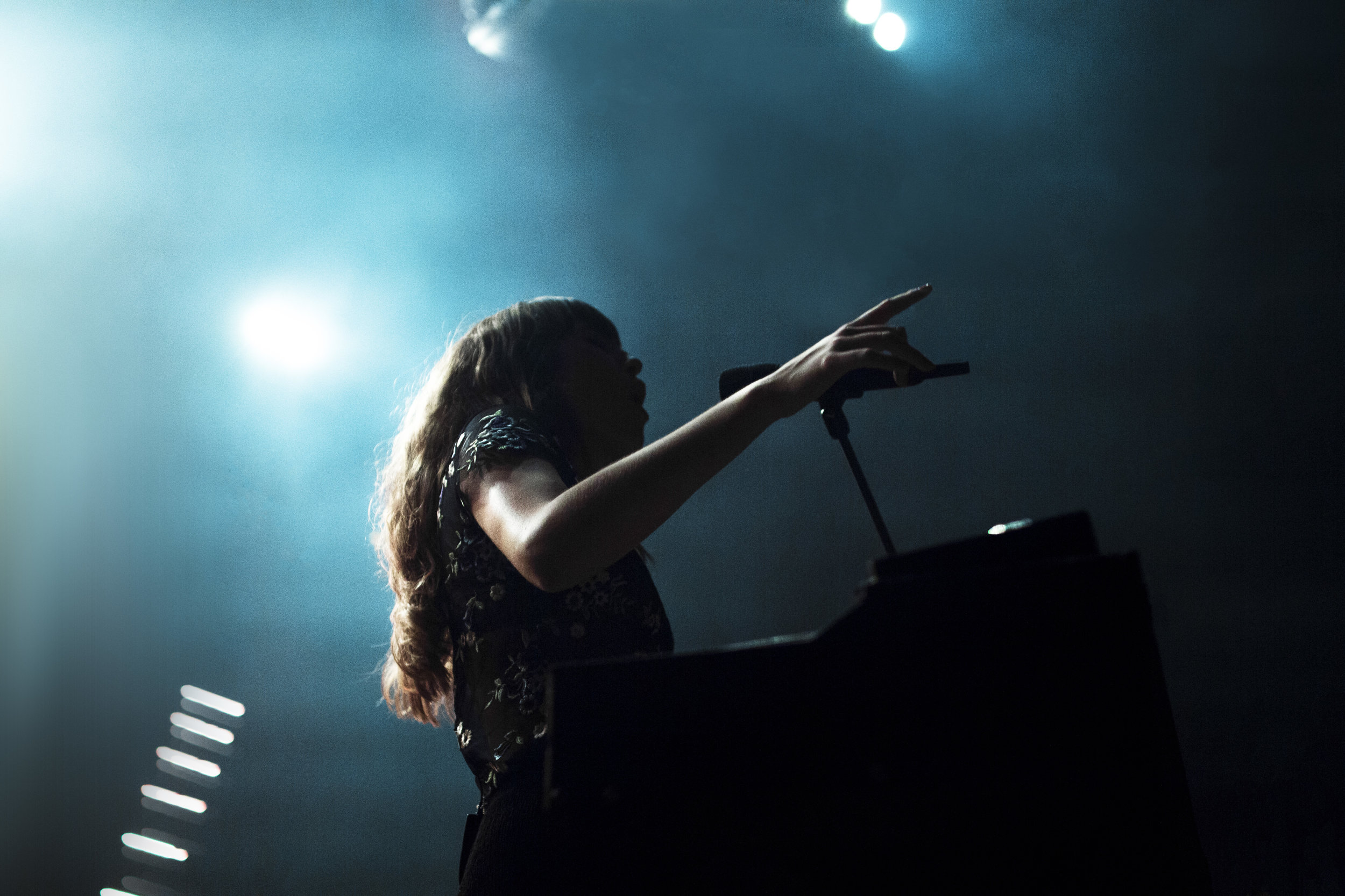 Oh Wonder - with Jaymes Young9.27.17 // Brooklyn Steel // Brooklyn, NYPhotos by Nicole Conflenti