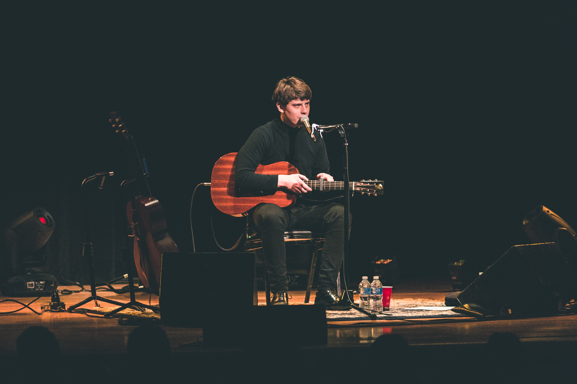 Jake Bugg - Town Hall // New York, NY // December 7th, 2017Photos by Alex Lyon