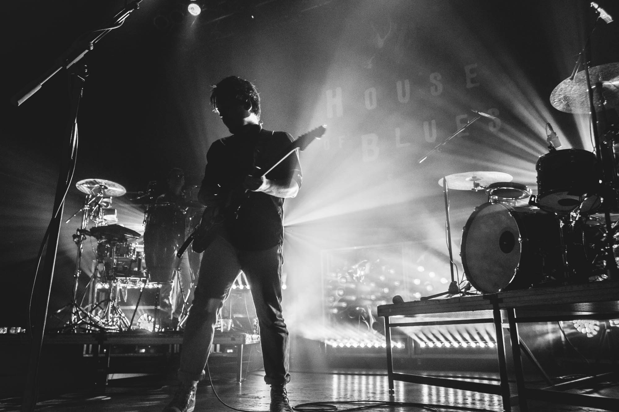 Milk Chance - The Blossom Tour • with Lewis Capaldi1.8.17 // House of Blues // San Diego, CA