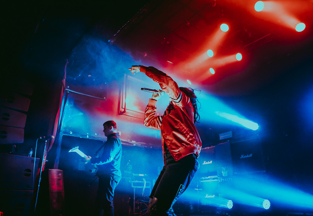 Sleigh Bells - 1.28.18 // Mod Club // Toronto, ON Photos by Jackson Fleming