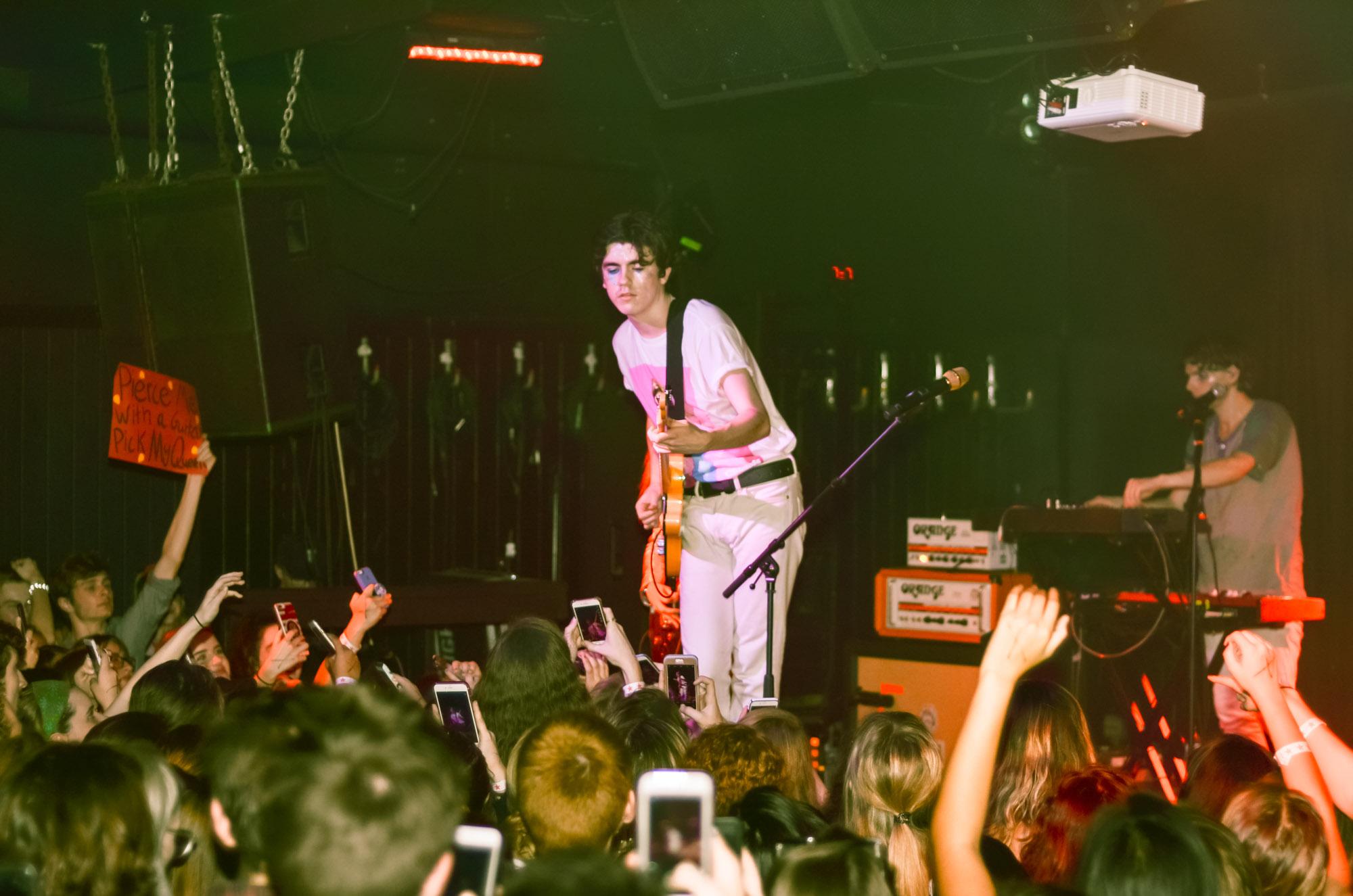 Declan McKenna - High Dive // Gainesville, FL // 2.10.18Photos by Stephanie Estrada