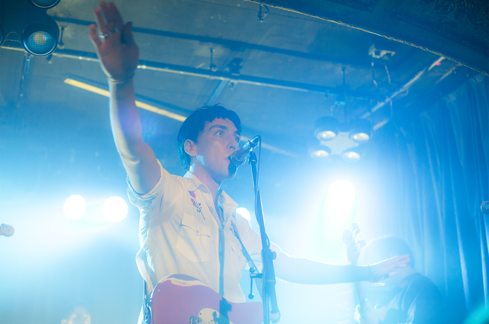 Bad Suns - OMEARA in London, UKPhotos by Morgan Winston