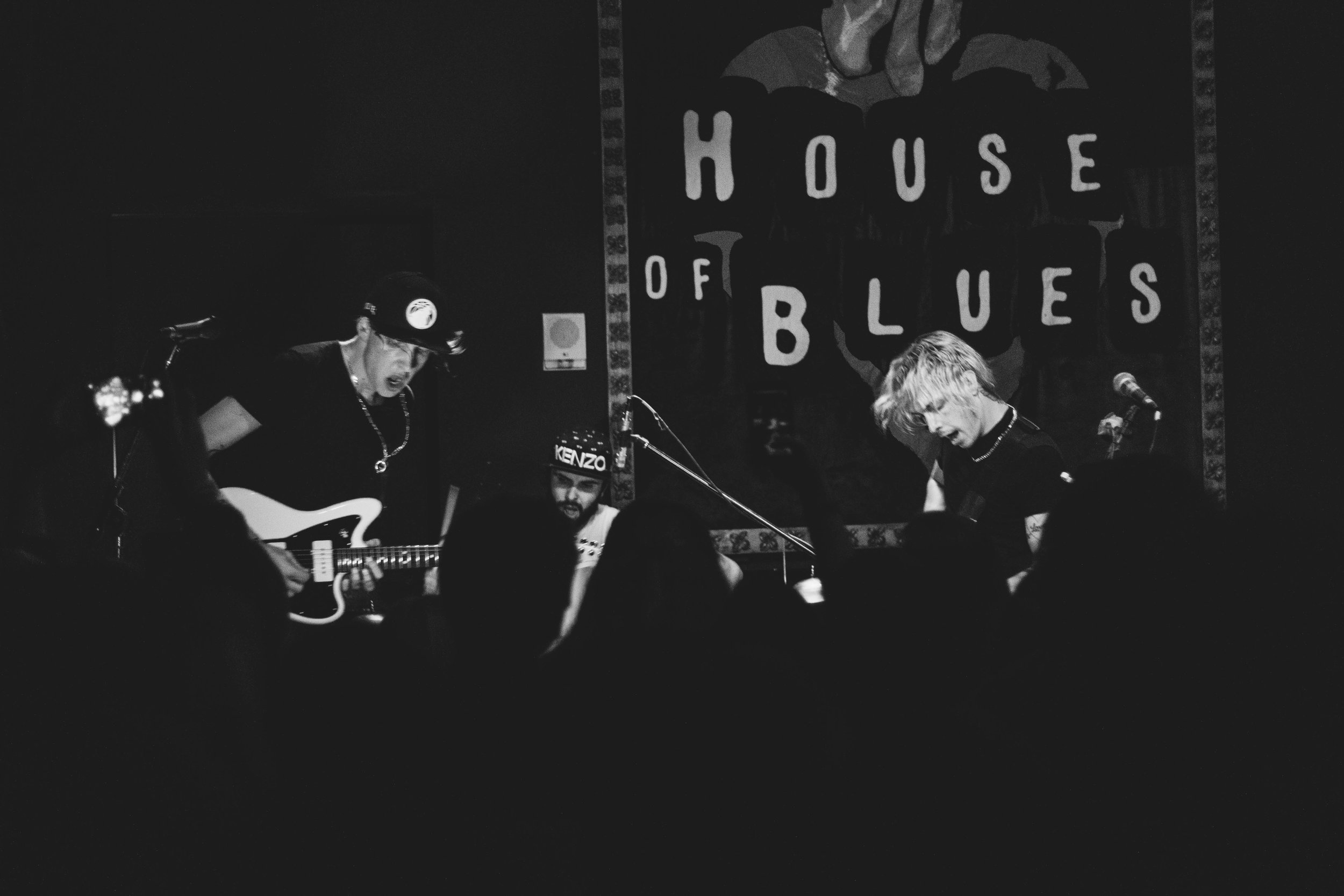 The Hunna - House of Blues // San Diego, CA // Voodoo Room04.03.18By Erika Garcia