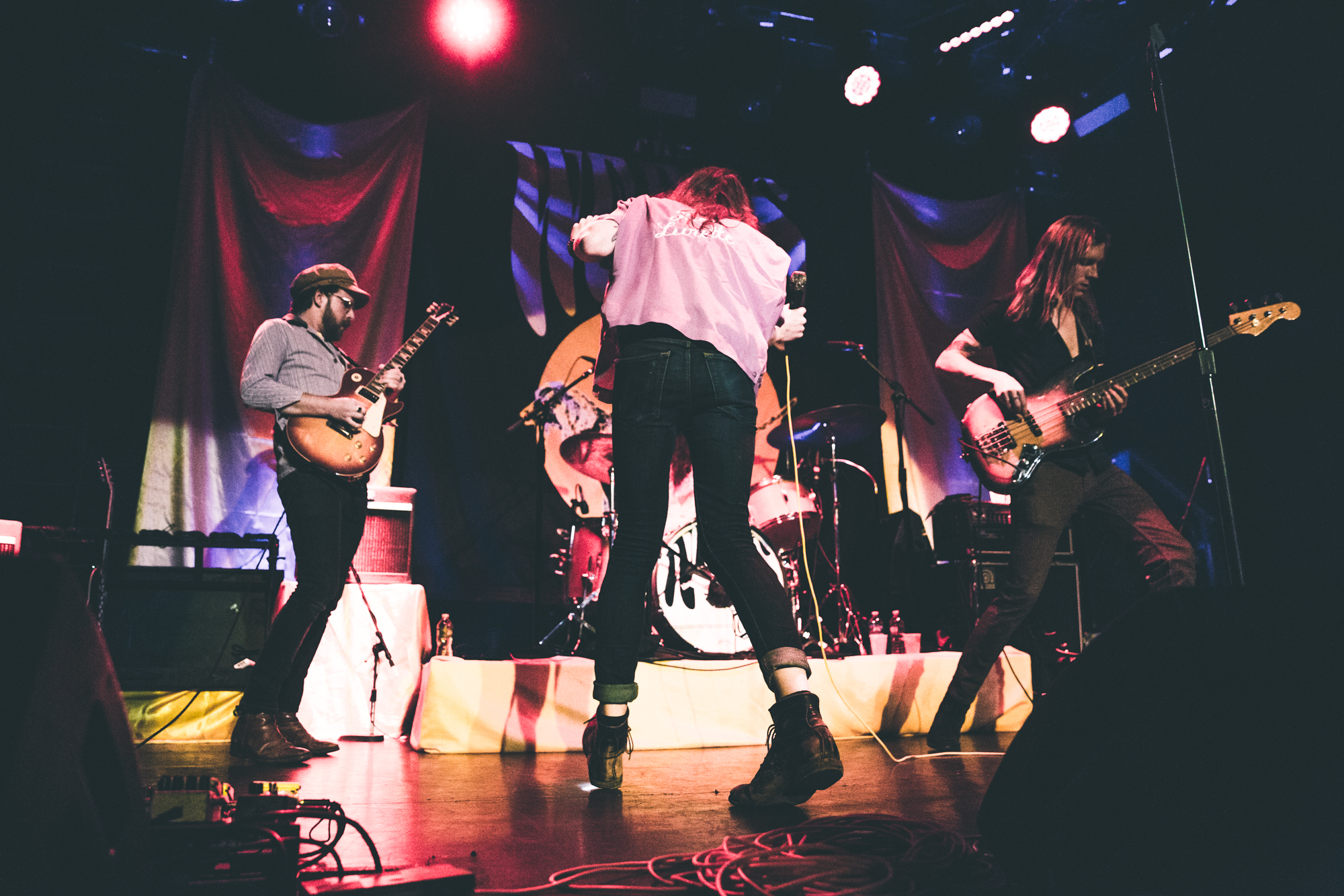 The Weeks - The Bowery Ballroom in New York, NYMay 2nd, 2018PHOTOS BY ALEX LYON