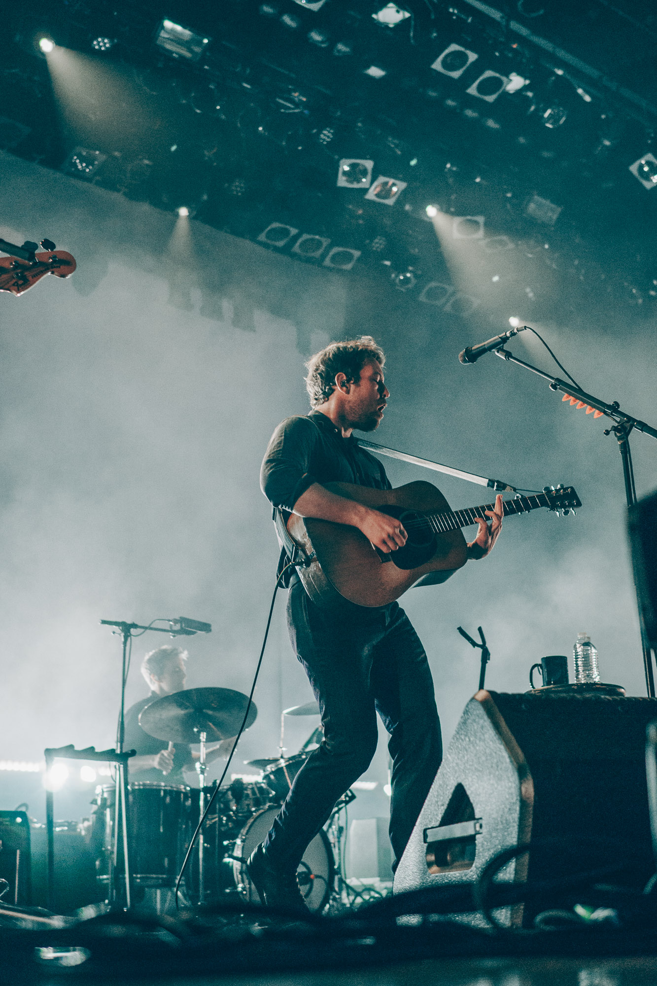 Fleet Foxes (by Britton Strickland)