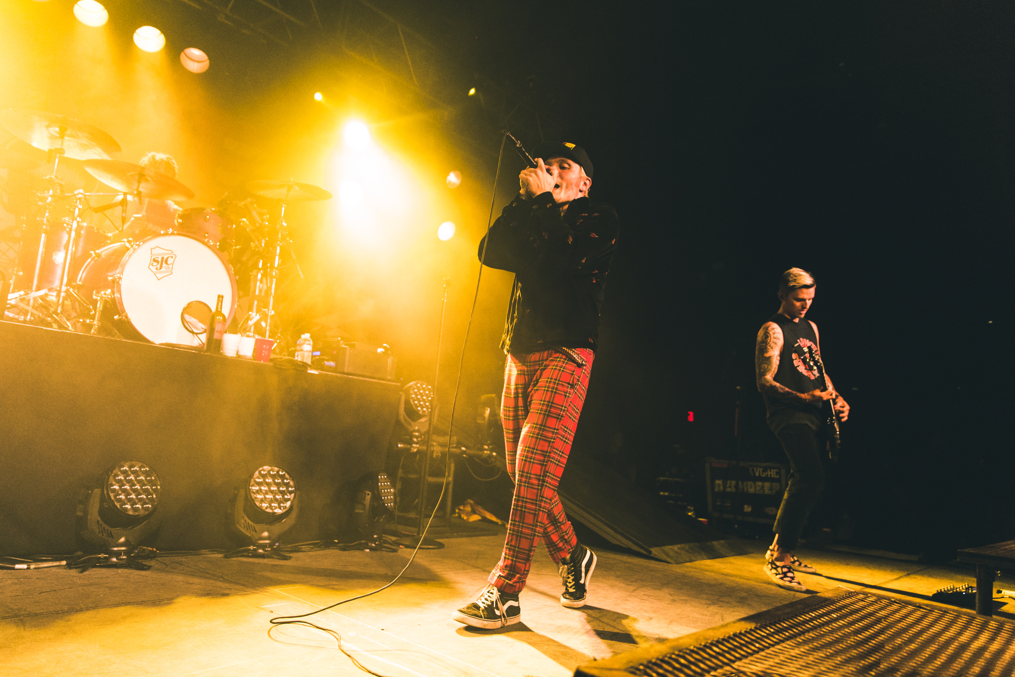 Neck Deep (by Alex Lyon)