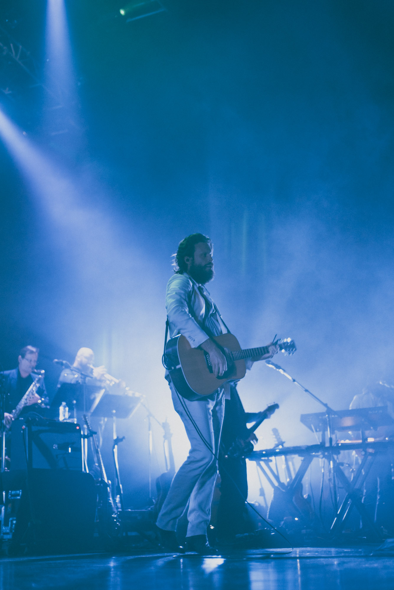 Father John Misty (by Stephanie Estrada)