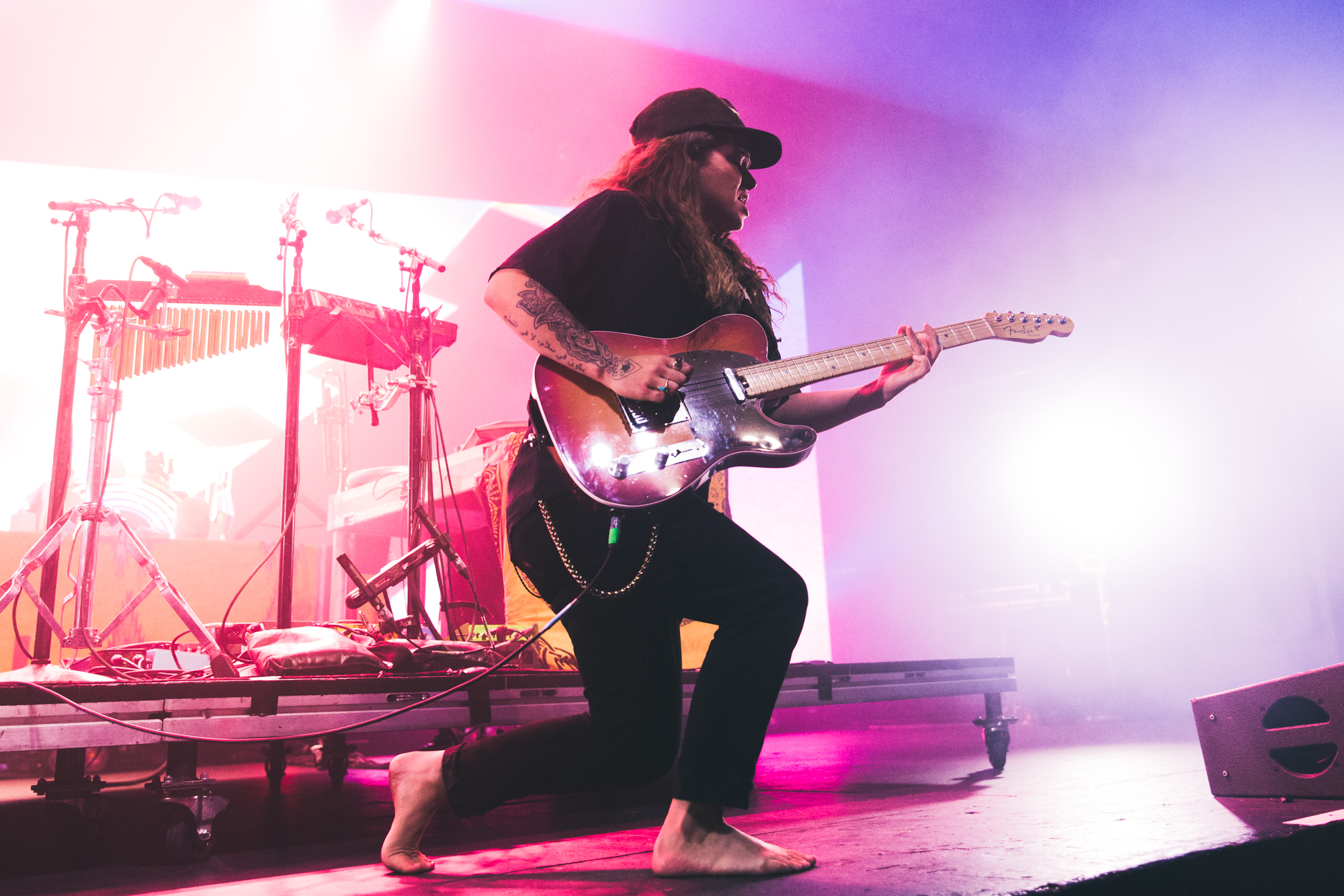 Tash Sultana (by Alex Lyon)