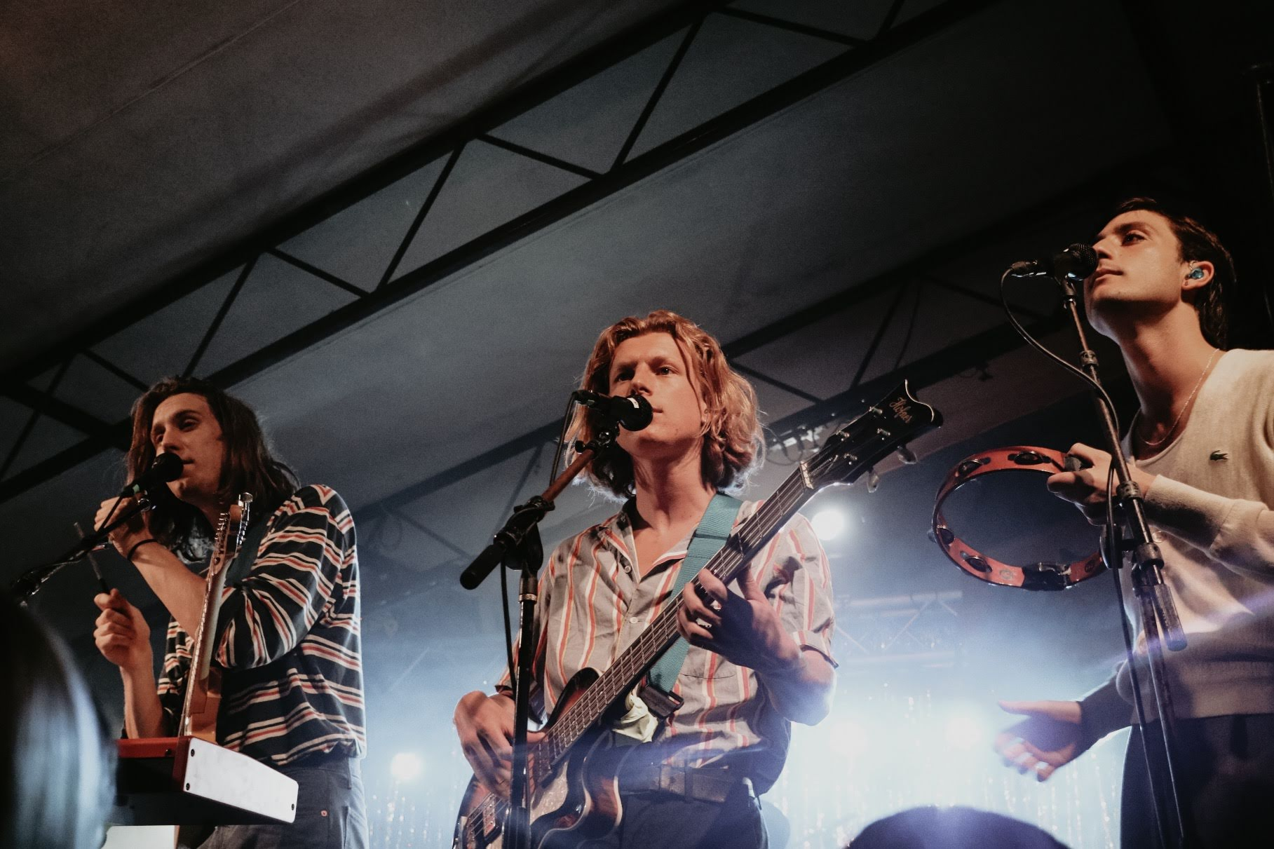 Parcels - LIVE PHOTOS