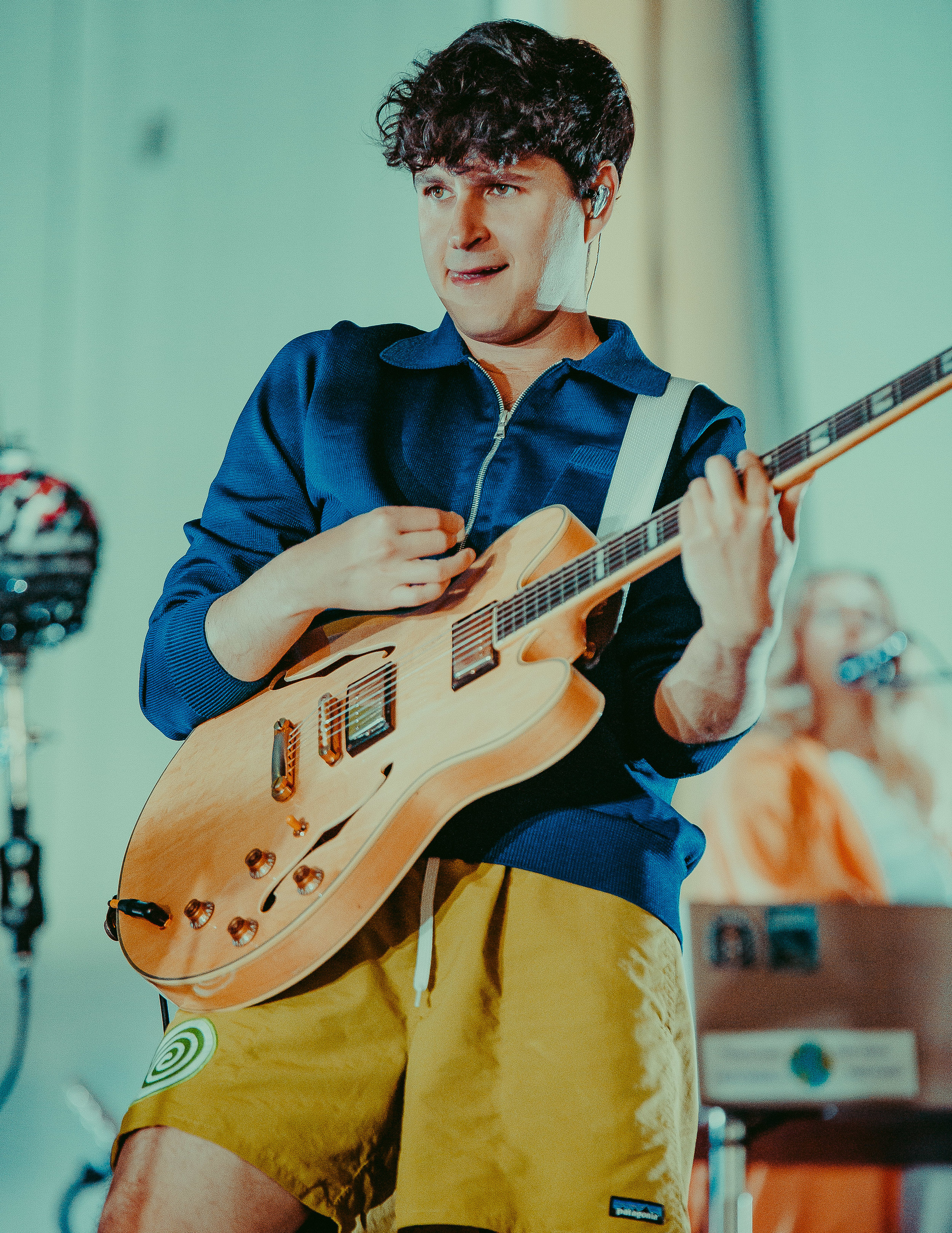 Vampire Weekend (by Jackson Fleming)